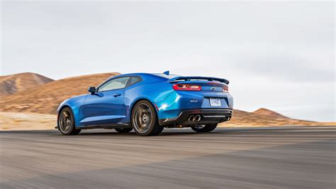 top speed of a camaro 2017 chevy camaro zl1 is just of 200 mph top speed