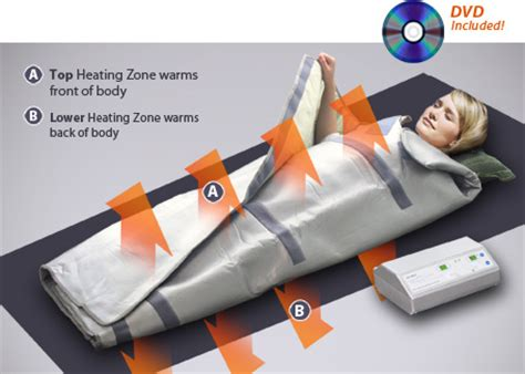Detox Sauna Bag by Ph 2b Ii Far Infrared Sauna Wrap Sleeping Bag Sauna