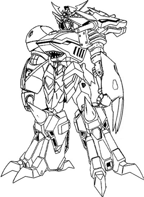 lion zord coloring pages megazord by dracostarcloud on deviantart