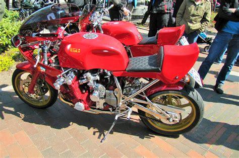 Motorrad Mit 6 Zylinder by Egli Honda Mit 6 Zylinder Foto Bild Autos Zweir 228 Der