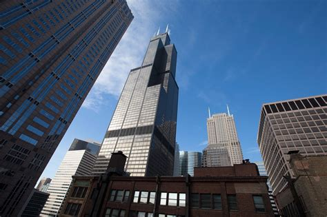 Williz Tower Watson Mba by Willis Tower To Be Sold For 1 3 Billion To Blackstone