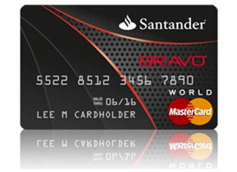 Bravo Gift Card Bonus - bravo santander bank launches a new credit card personal finance digest