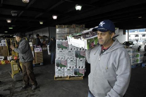 Cosabella Strikes Deal To Produce And The City by Bronx Produce Workers Threaten Strike 5 Raise Bid