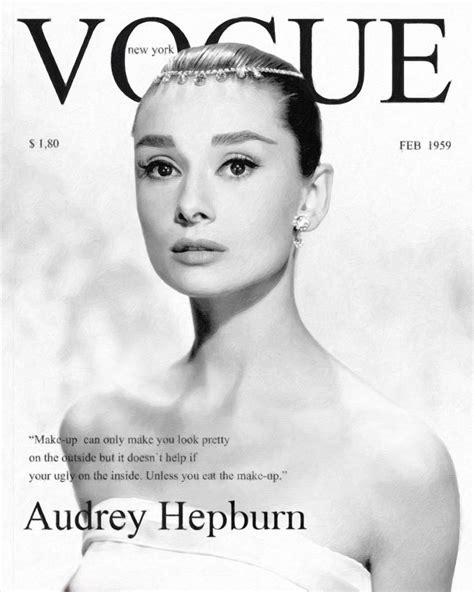 Happy Birthday Vogue by Happy Birthday Hepburn Lustwithoutyou