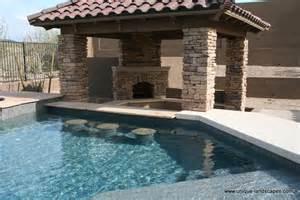 Arizona Backyards Swim Up Bars And Swimming Pools In Phoenix Az Photo Gallery
