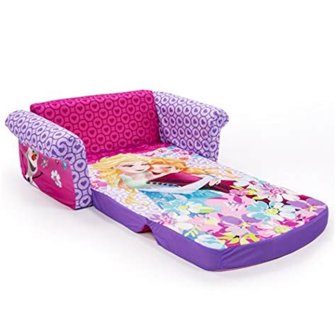 children s flip open sofa marshmallow children s furniture disney frozen flip open