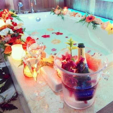 flower bathtub tcuxx image 2035873 by marky on favim com