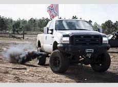 lifted truck ford rockstar powerstroke blowing smoke Third ... Lifted Duramax Diesel Blowing Smoke
