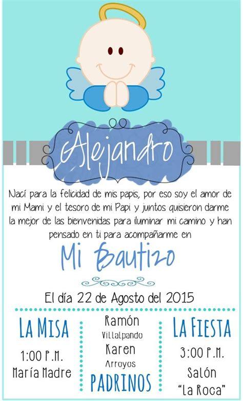 invitaciones de bautizo para nino invitaciones para bautizo lat ideas para babies and baptism ideas