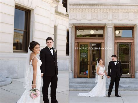fort wayne courthouse wedding elisa kevin s allen county courthouse wedding erin