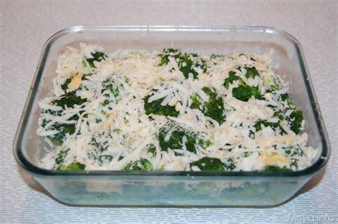 cucinare broccolo 187 broccoli gratinati ricetta broccoli gratinati di misya
