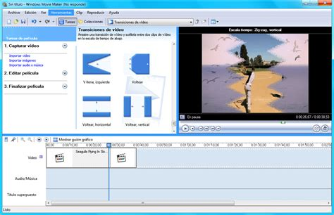 importar imagenes y videos windows 7 windows movie maker windows descargar