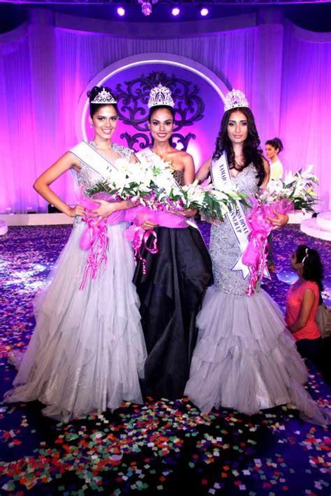 india winner 2014 noyonita lodh to represent india at miss universe see pics