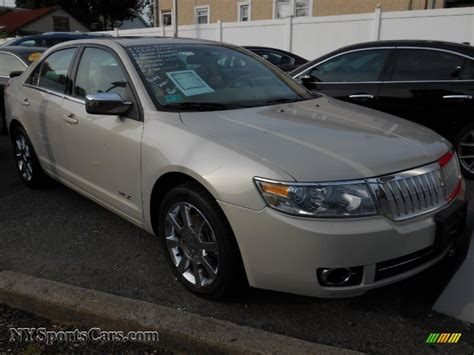 lincoln mkz 2008 for sale 2008 lincoln mkz awd sedan in light metallic 629737
