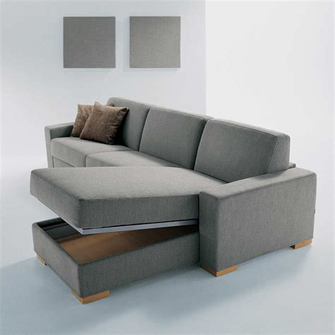 Sectional Sofa With Sleeper Bed by Click Clack Sofa Bed Sofa Chair Bed Modern Leather
