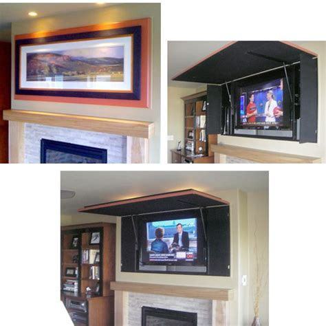 ways to mount a tv 28 best images about ways to hide a tv on pinterest