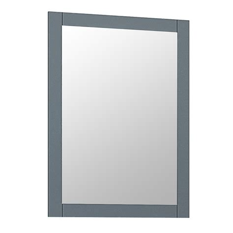 grey bathroom mirror nottingham grey framed mirror