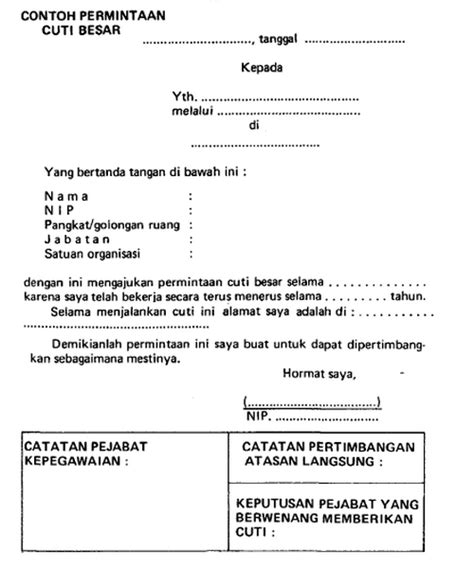 format surat cuti pns narsu ogradysmoving co