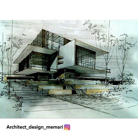 archi design home instagram 1363 best 3d hand drawn architectural images on pinterest