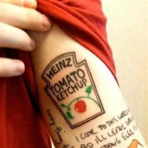 ed sheeran canada tattoo ed sheeran loves ketchup more than anyone else on the