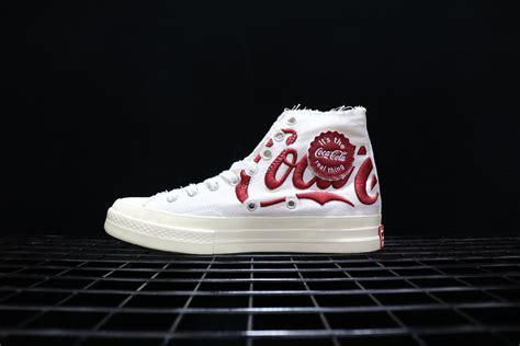 Converse Ct 70s Kith Coca Cola are converse basketball shoes yahoo style guru fashion