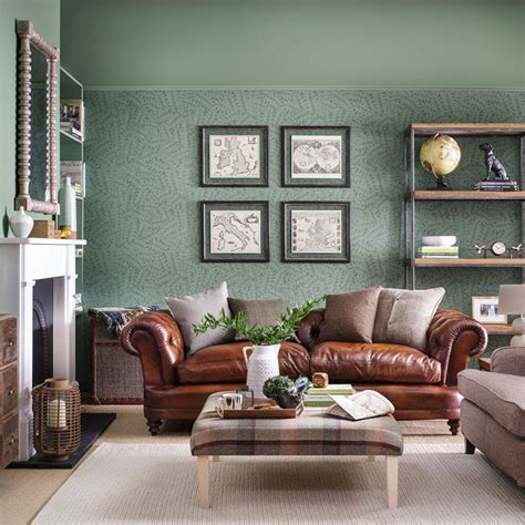 Boutique Living Room Ideas by How To Decorate With Green The Most Peaceful Of Colours