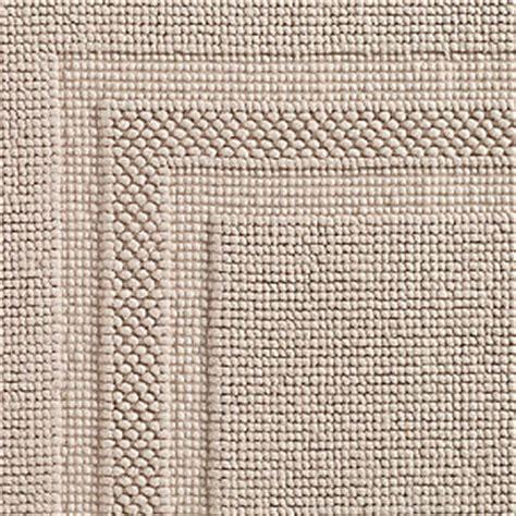 Cotton Woven Bath Rug by Cotton Woven Bath Rug