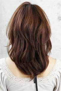 back of hairstyle cut with layers and ushape cut in back 1001 stufenschnitt ideen das neue jahr mit neuer frisur
