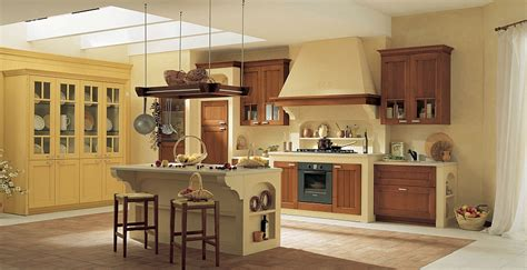 Islands Kitchen Designs by Village From Arrital Classic Design Meets Modern