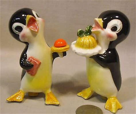 peeper the penguin books 17 best images about salt and pepper shakers cookie jars