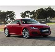 New Audi TT &amp TTS Coupe Photos Show Vegas Yellow And Tango