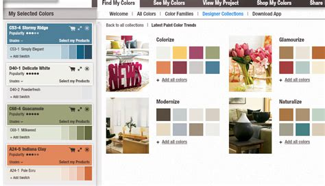 Bedroom Color Palette Generator Bedroom Color Scheme Generator Scifihits