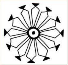simboli fiori oltre 25 fantastiche idee su simboli maori su