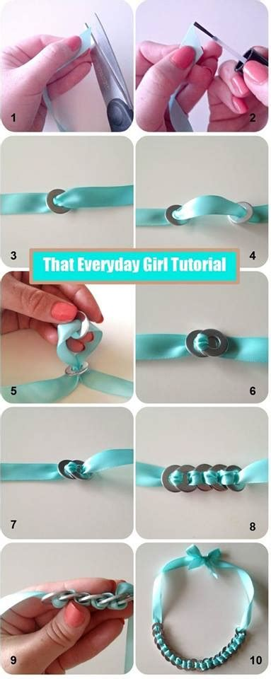 simple and easy jewellery step by step tutorial k4 craft