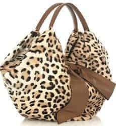 Valentino Animal Print Handbag by Valentino Leopard Print Goat Hair Bag Purseblog