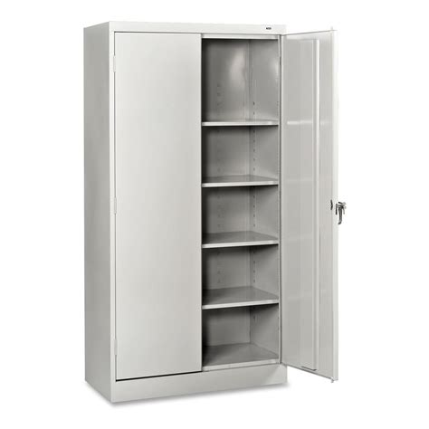 2 door steel storage cabinet tennsco 7224 standard storage cabinet 36 quot x 24 quot x 72