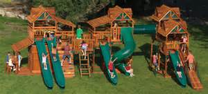 Big Backyard Playsets Best Of The Best Climbing Frames In The Uk