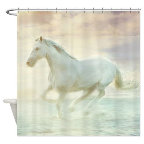 horse shower curtains beautiful horse shower curtain by bestshowercurtains