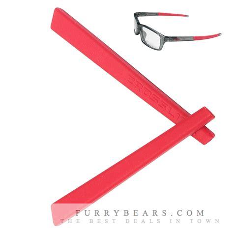 Glasses Ear Socks For Oakley Crosslink Pitch Ox8037 Ox8041 Parts Kits oakley crosslink pitch earsock replacement kit rubber