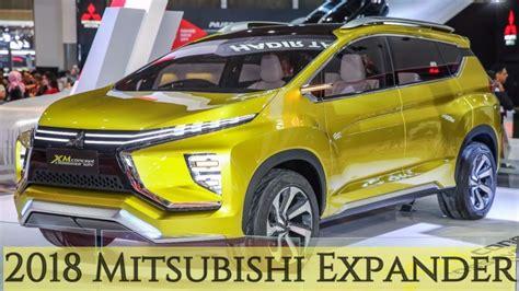 2018 Mitsubishi Expander Crossover Mpv Interior Exterior