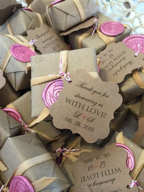 Wedding Favors Soap by Best 25 Soap Favors Ideas On Shower Favors