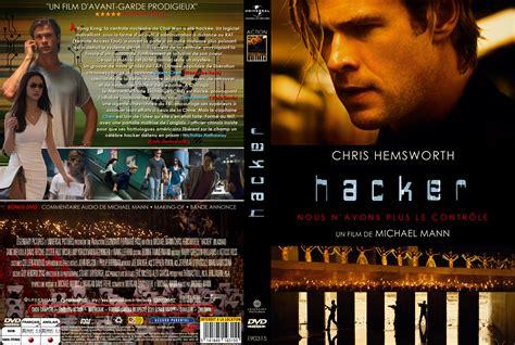hacker film résumé jaquette dvd de hacker custom cin 233 ma passion