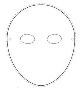 Mask Template For by Mask Template Jpg 370 215 404 Pixels Crafts
