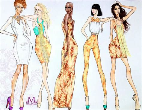 fashion design how to draw how to draw fashion designs mojomade