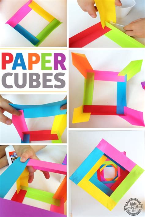 Cool Crafts With Paper - 30 magical ways to countdown to