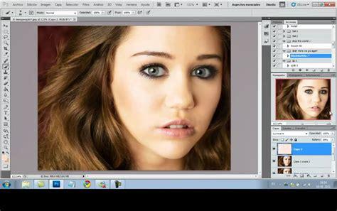 tutorial photoshop cs5 retoque de piel maquillaje y efectos tutorial embellecimiento de rostro photoshop youtube