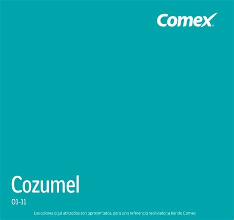 cozumel comex colorlife color aqu 237 es donde deber 237 a de estar texturas y color