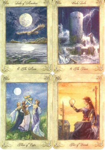 llewellyn color of the day the llewellyn tarot ferguson 9780738702995
