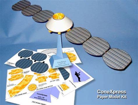 Papercraft Paradise - satellite papercrafts papercraft paradise papercrafts