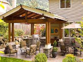 Design Backyard Patio Backyard Patio Ideas